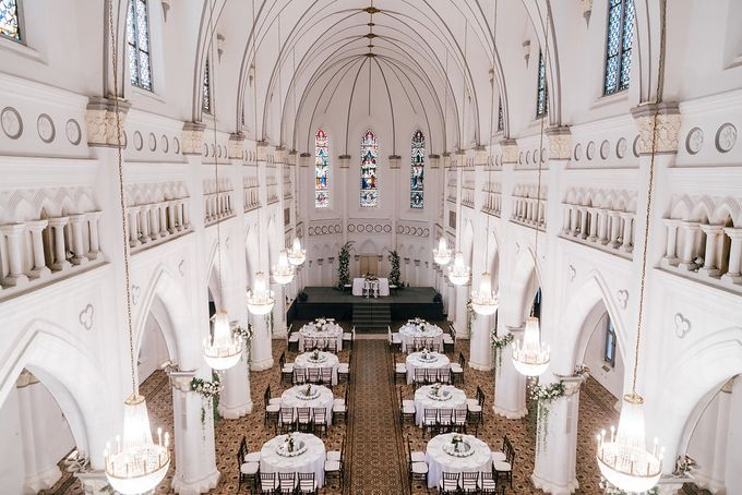 Classic Elegance in Chijmes Hall by Lightedpixels - 008
