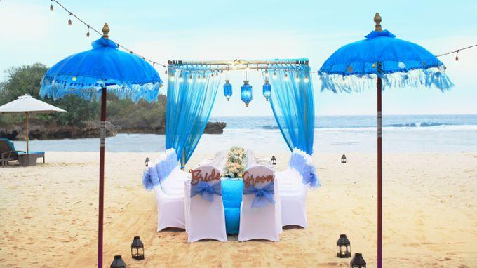 Wedding Dinner by Courtyard by Marriott Bali Nusa Dua - 006