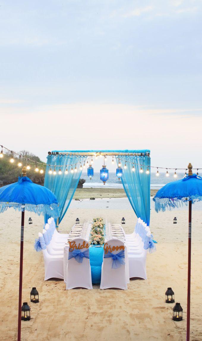 Wedding Dinner by Courtyard by Marriott Bali Nusa Dua - 002