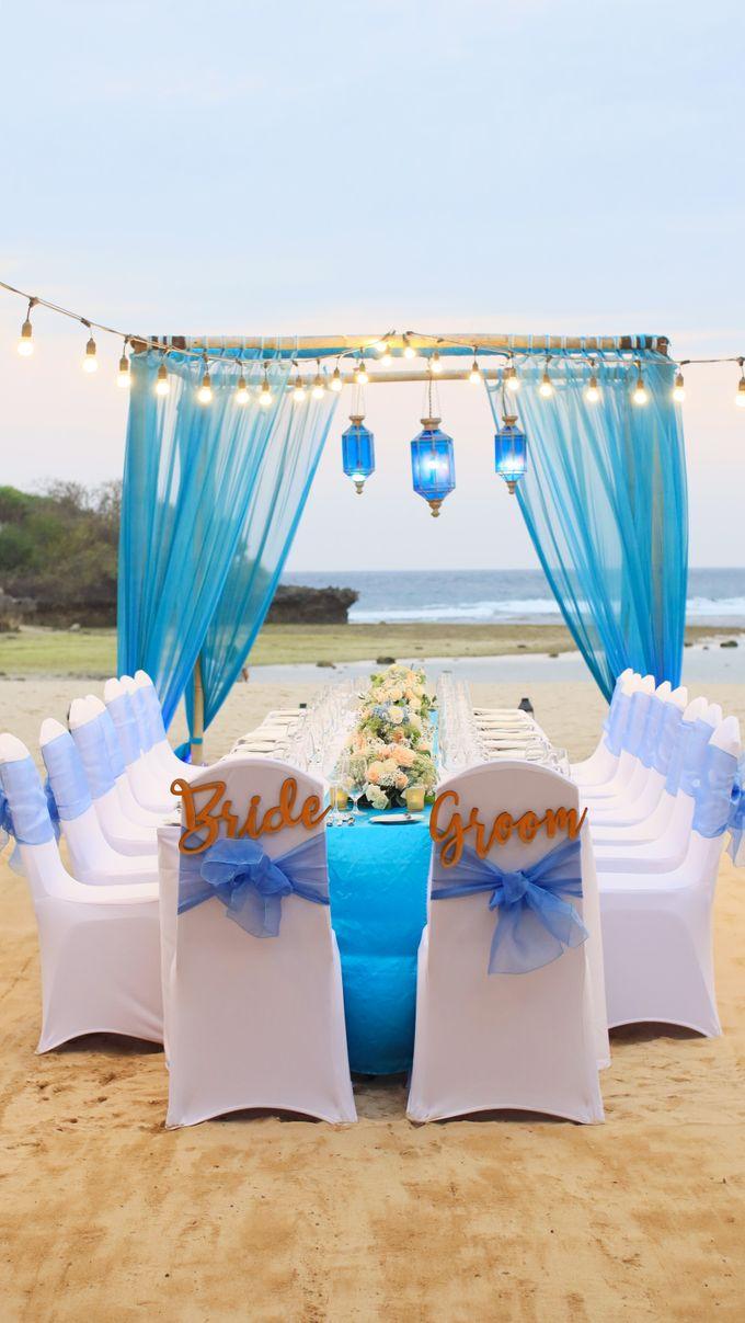 Wedding Dinner by Courtyard by Marriott Bali Nusa Dua - 001