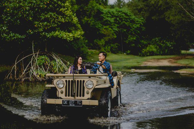 Angling & Milan Pre-Wedding by Satrya Photography - 031