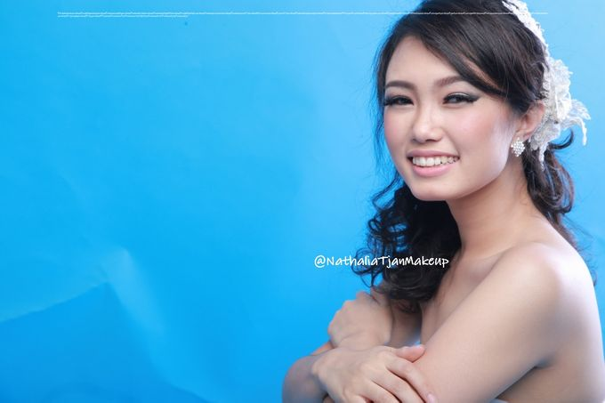 Beauty Photoshoot by Nathalia Tjan Makeup - 005