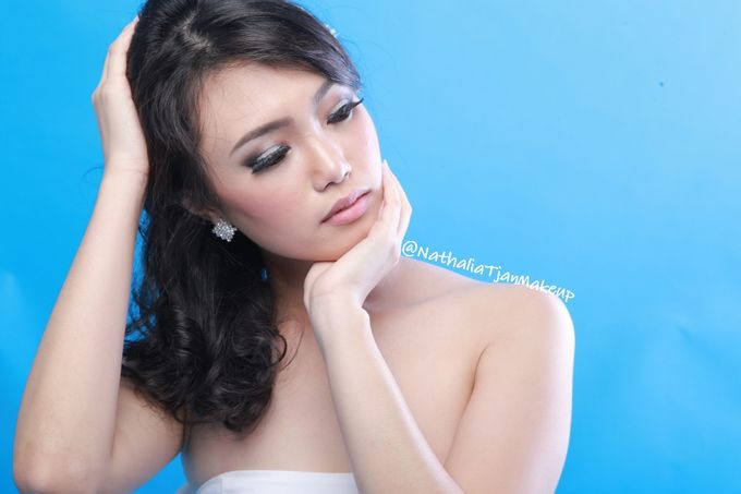 Beauty Photoshoot by Nathalia Tjan Makeup - 001