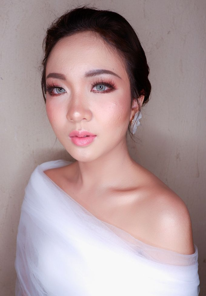 Bride Make Up & Hair by lely murwiki - 002