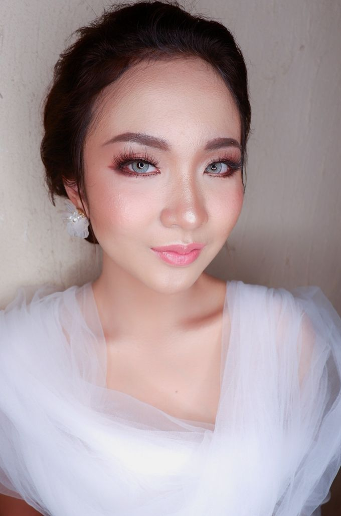 Bride Make Up & Hair by lely murwiki - 001