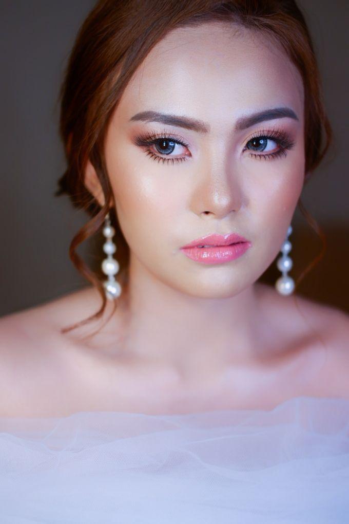Bride Makeup Look by lely murwiki - 002