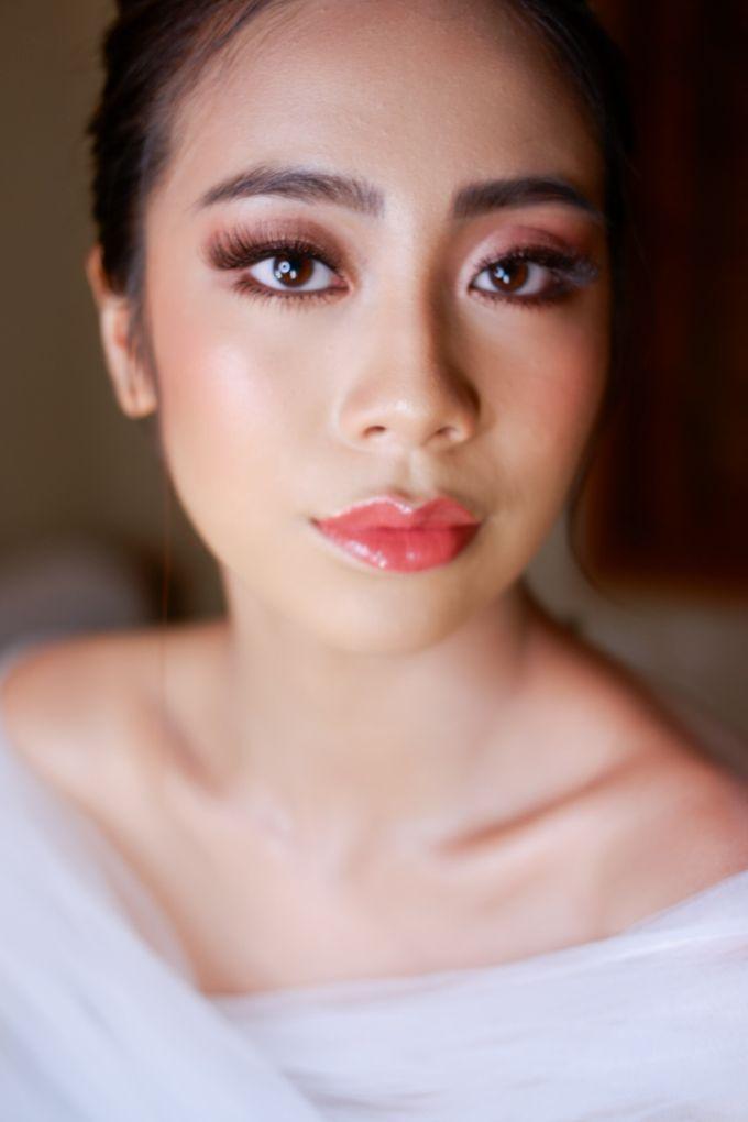 Bride Makeup Look by lely murwiki - 001