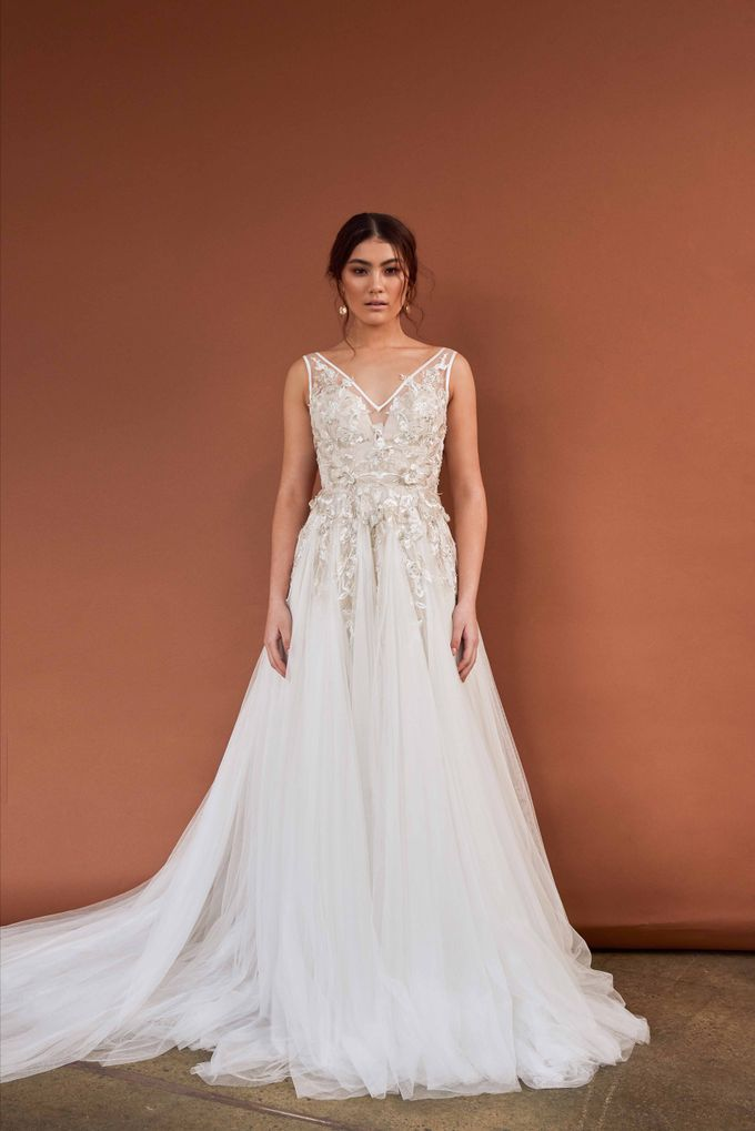 Cizzy Bridal - Tuscan Sun Collection by Charmed by Rae - 019