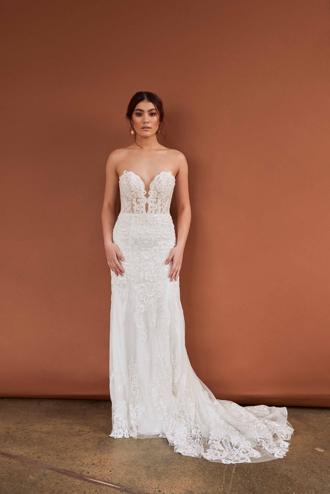 Cizzy Bridal - Tuscan Sun Collection by Charmed by Rae - 025