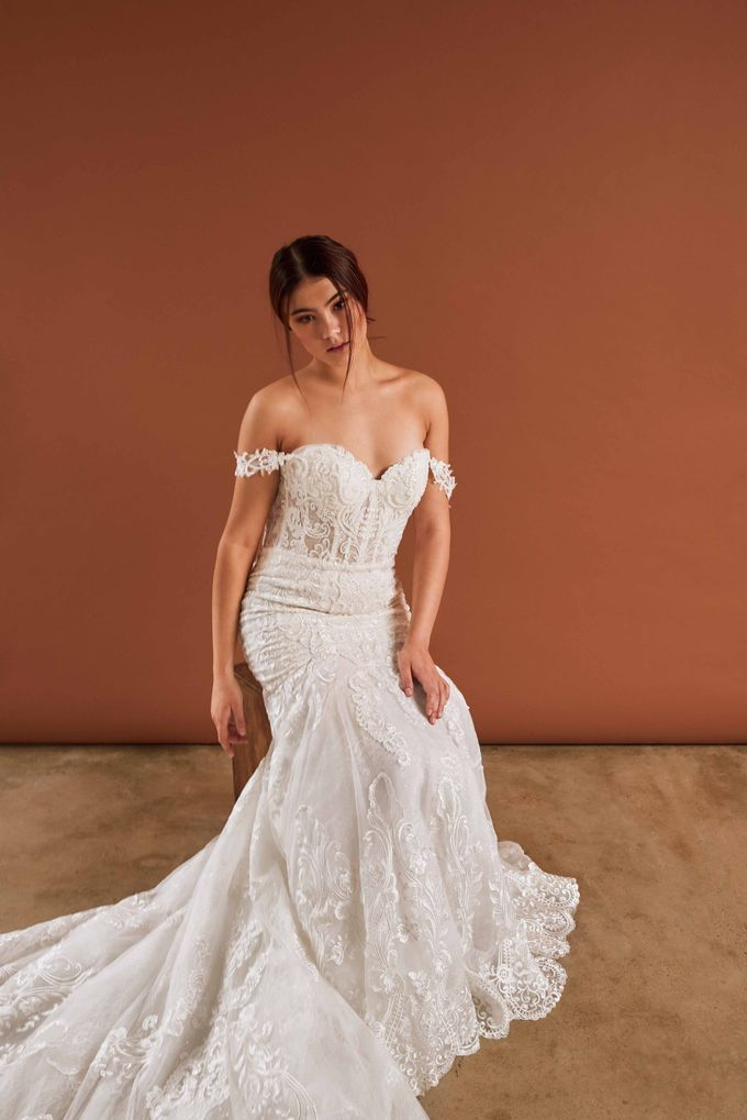 Cizzy Bridal - Tuscan Sun Collection by Charmed by Rae - 002