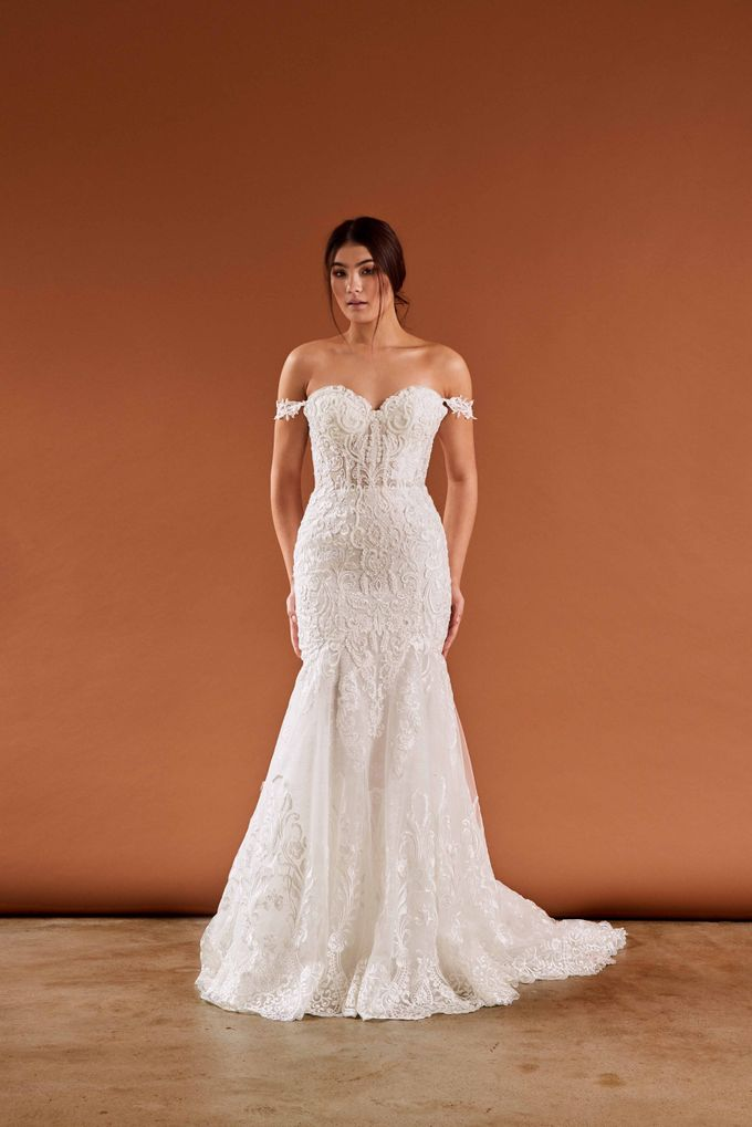 Cizzy Bridal - Tuscan Sun Collection by Charmed by Rae - 001