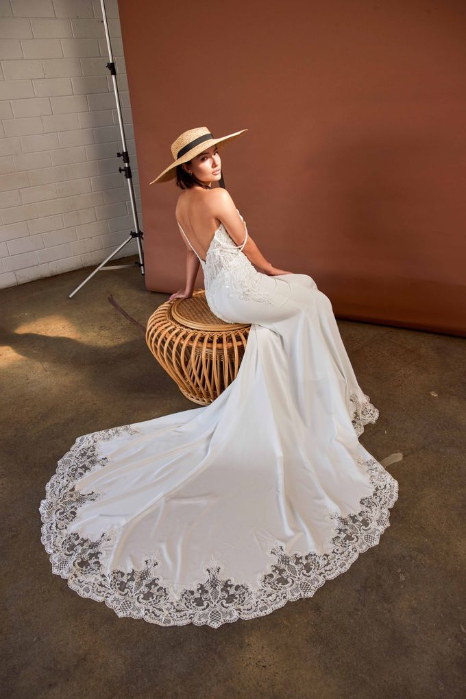 Cizzy Bridal - Tuscan Sun Collection by Charmed by Rae - 005