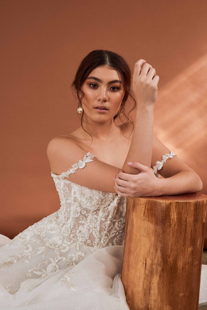 Cizzy Bridal - Tuscan Sun Collection by Charmed by Rae - 008