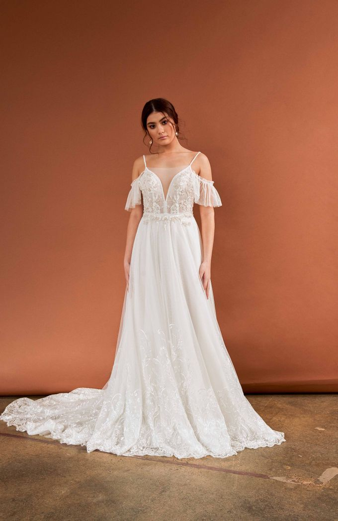 Cizzy Bridal - Tuscan Sun Collection by Charmed by Rae - 010