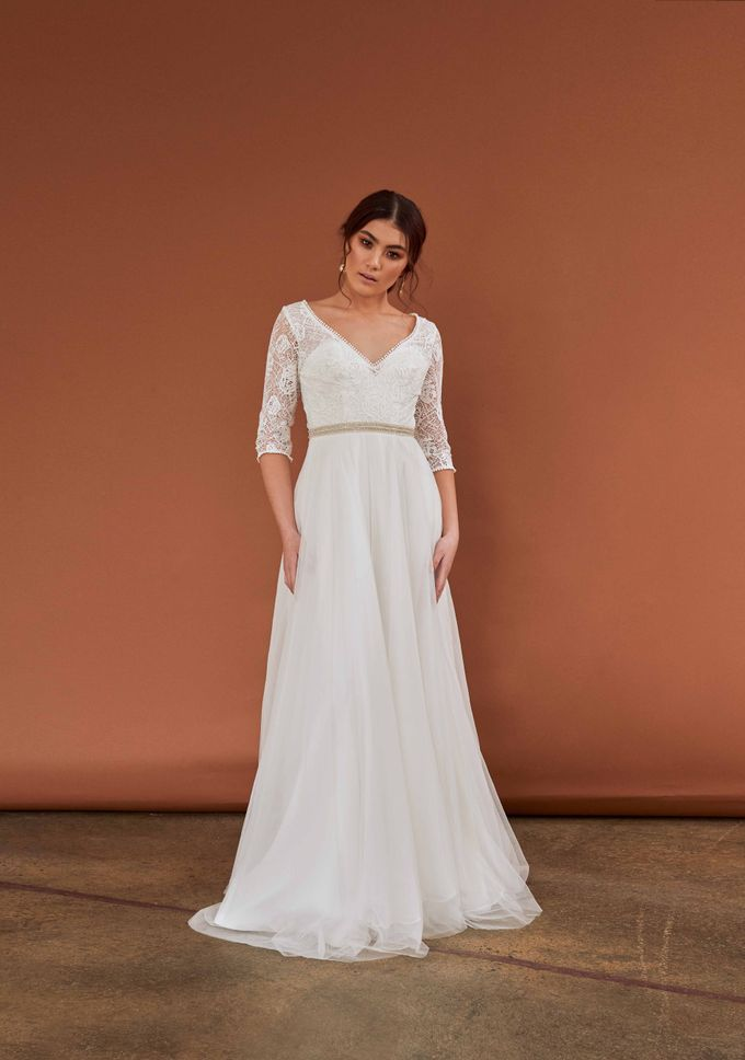 Cizzy Bridal - Tuscan Sun Collection by Charmed by Rae - 033