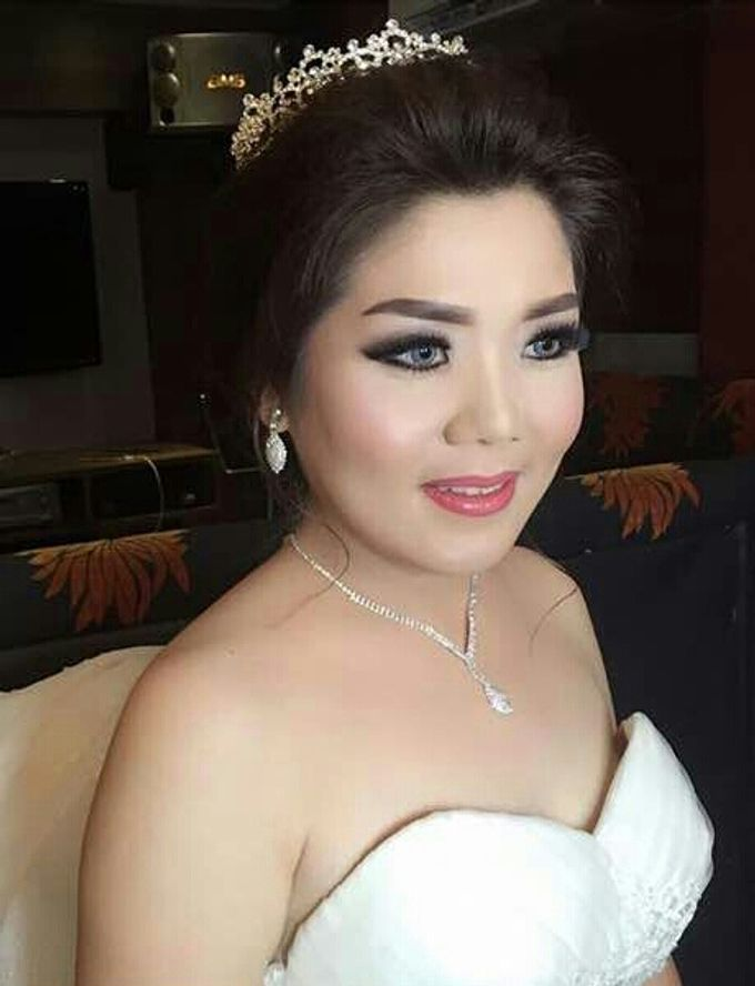 Make Up For Wedding by Lis Make Up - 021