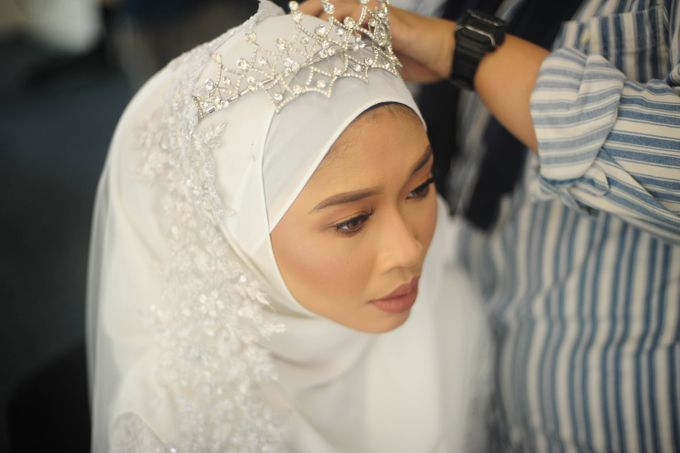 Adila & Dr. Taqif by Emma Wedding - 001