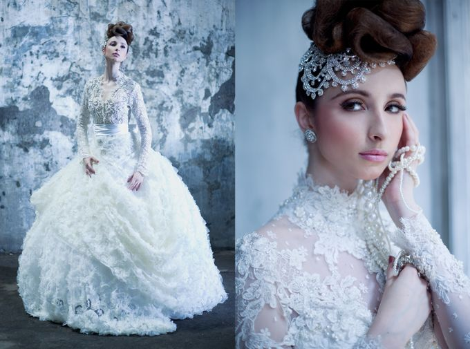 BRIDAL GOWN vol 01 by Hengki Kawilarang Couture - 003