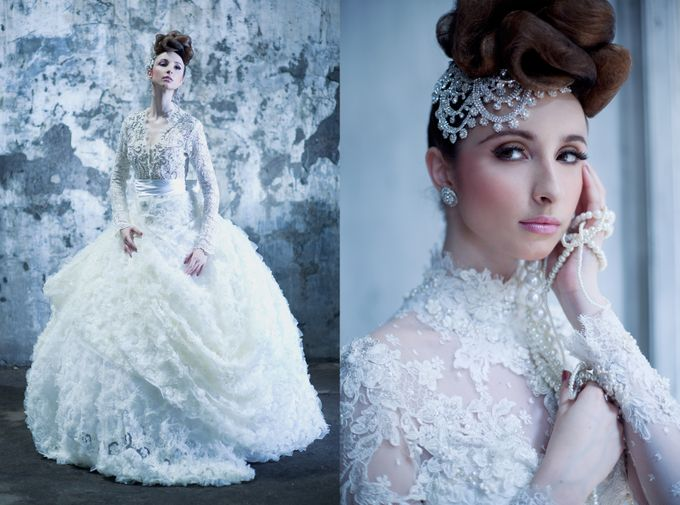 BRIDAL GOWN vol 01 by HK Bride by Hengki Kawilarang - 003