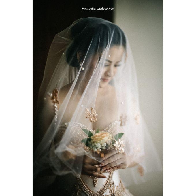 Ardi Monic Wedding by Tracy Bridal House - 003