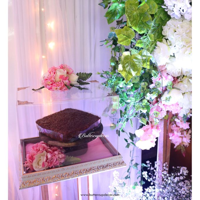 Agustinus & Calista's Engagement by Buttercup Decoration - 005