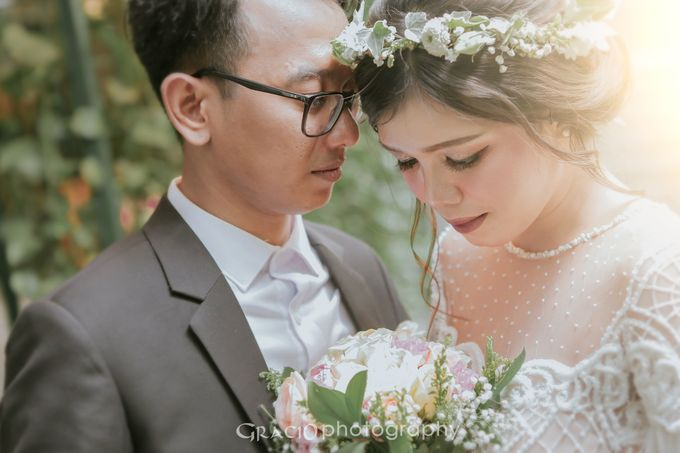 Wedding Isna & Aries by Gracio Photography - 002