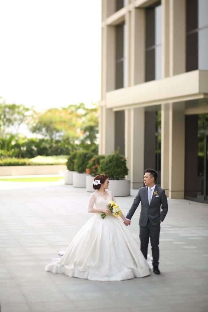The Wedding of Dennis & Jennifer by SIMPLY BEST TAILOR - 002