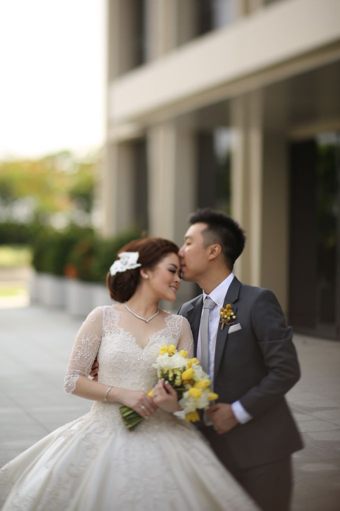 The Wedding of Dennis & Jennifer by SIMPLY BEST TAILOR - 004
