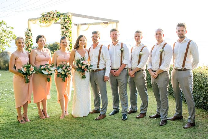 Wedding at The View villa Koh Samui Thailand by BLISS Events & Weddings Thailand - 007