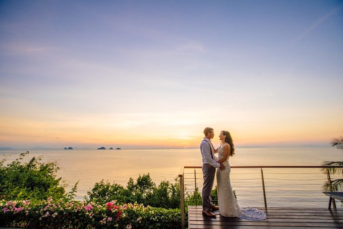 Wedding at The View villa Koh Samui Thailand by BLISS Events & Weddings Thailand - 009