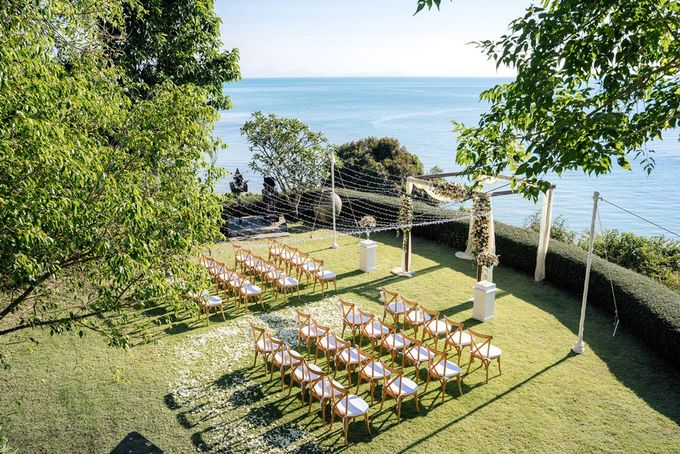 Wedding at The View villa Koh Samui Thailand by BLISS Events & Weddings Thailand - 002