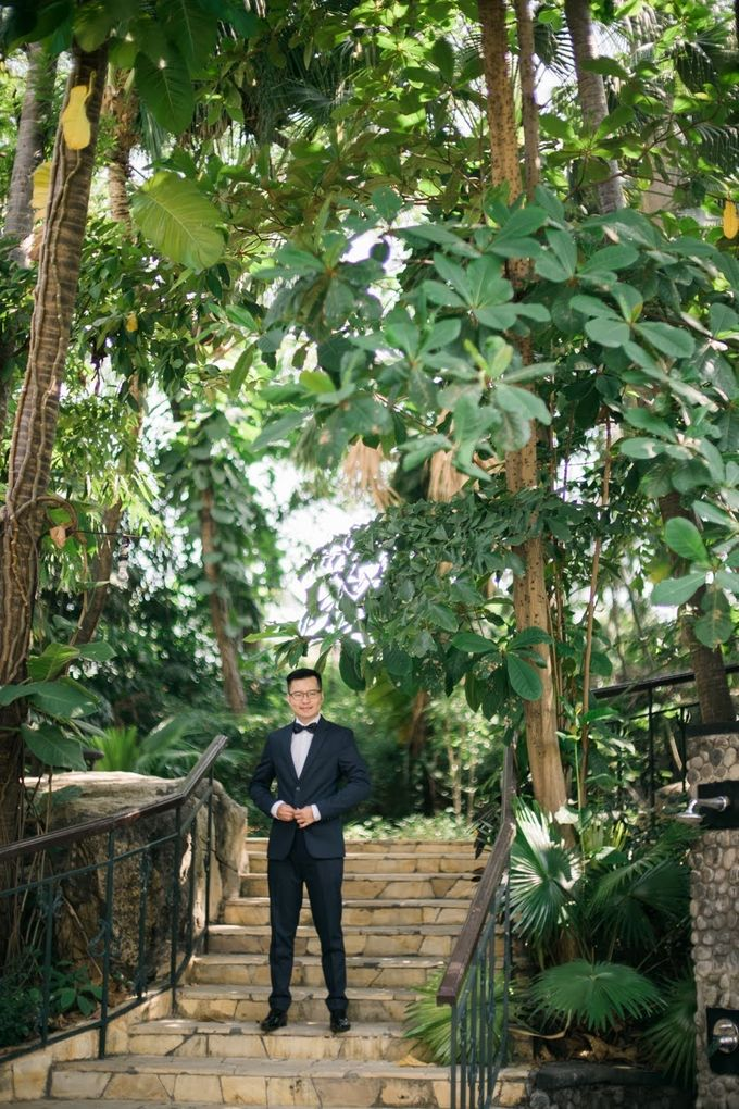 Denis + Olvio Intimate Wedding by All Occasions Wedding Planner - 046