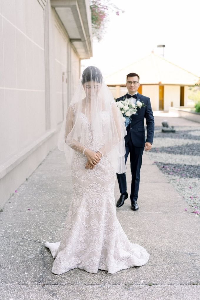 Denis + Olvio Intimate Wedding by All Occasions Wedding Planner - 029