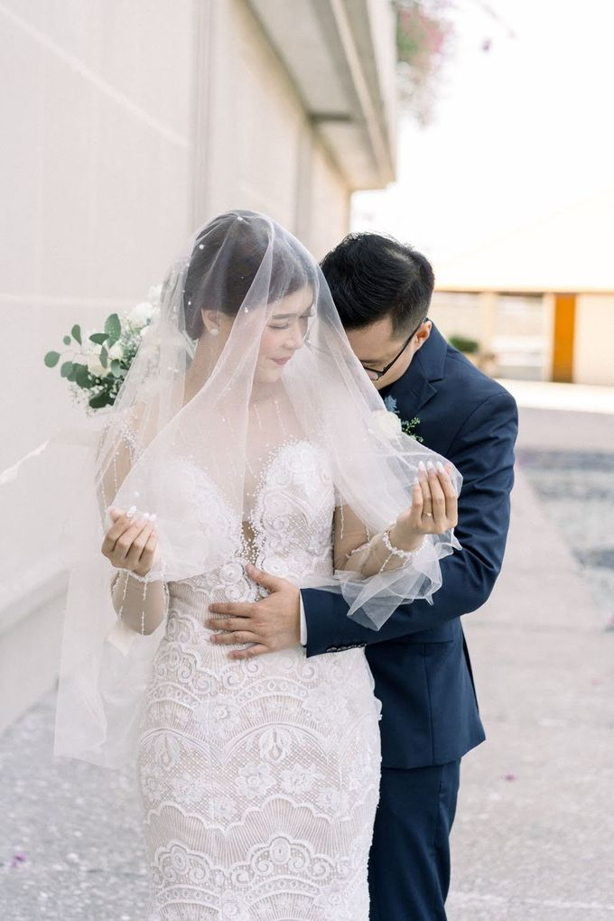 Denis + Olvio Intimate Wedding by All Occasions Wedding Planner - 034