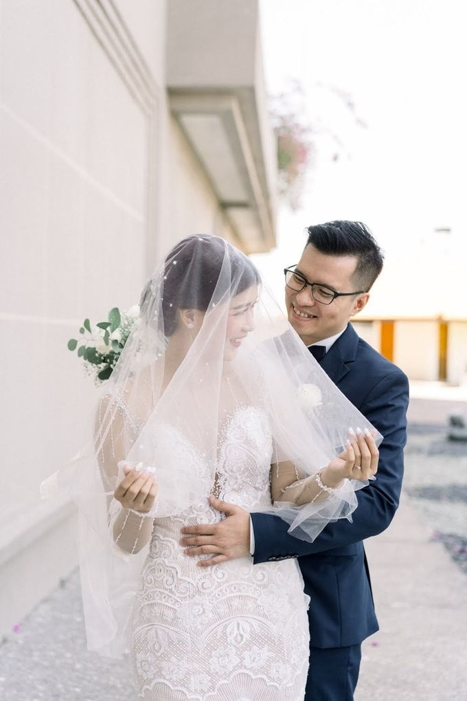 Denis + Olvio Intimate Wedding by All Occasions Wedding Planner - 023