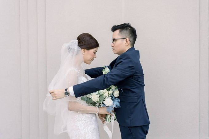 Denis + Olvio Intimate Wedding by All Occasions Wedding Planner - 011
