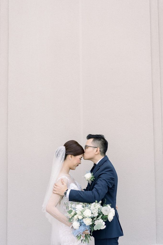 Denis + Olvio Intimate Wedding by All Occasions Wedding Planner - 009