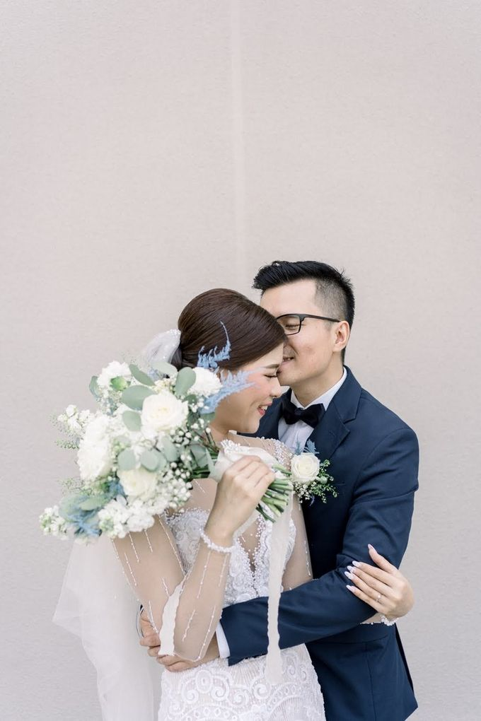 Denis + Olvio Intimate Wedding by All Occasions Wedding Planner - 013