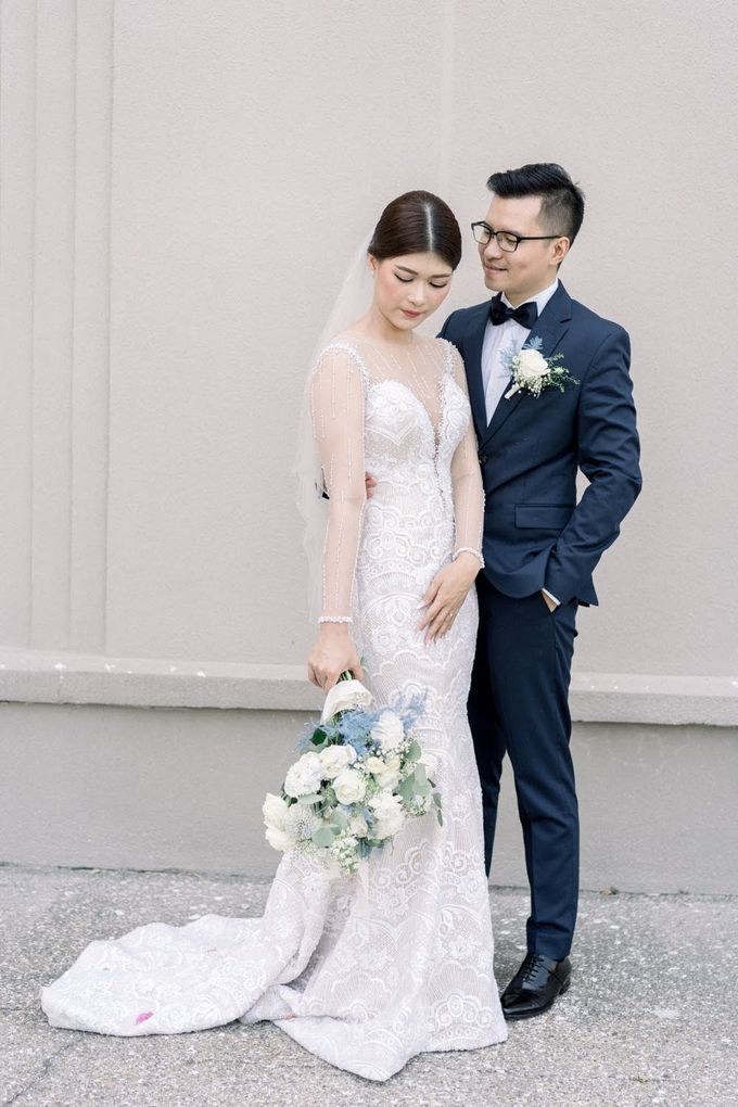 Denis + Olvio Intimate Wedding by All Occasions Wedding Planner - 032