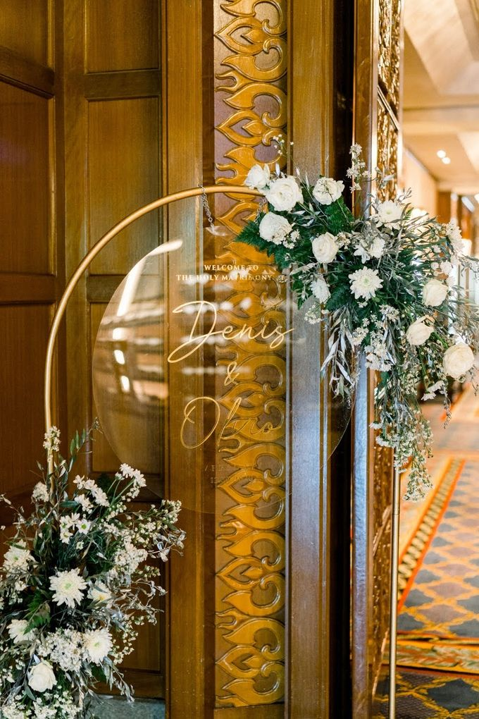 Denis + Olvio Intimate Wedding by All Occasions Wedding Planner - 050