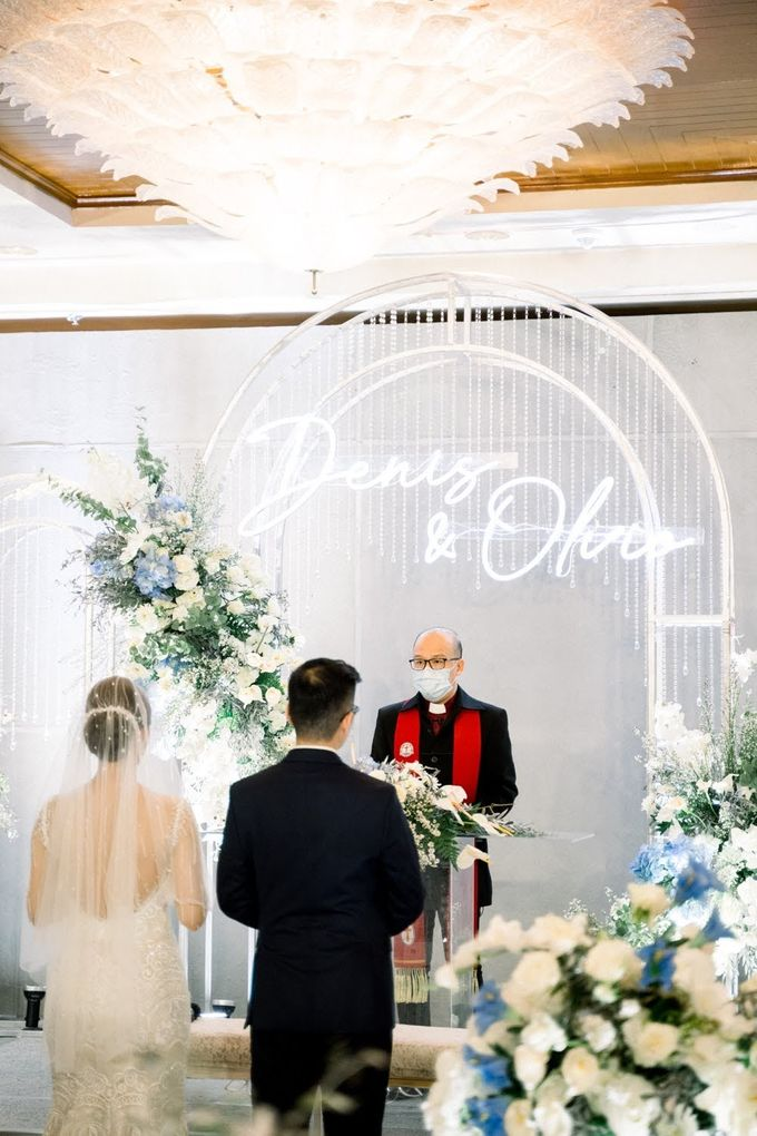 Denis + Olvio Intimate Wedding by All Occasions Wedding Planner - 044