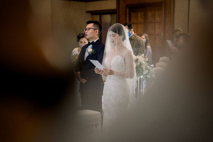 Denis + Olvio Intimate Wedding by All Occasions Wedding Planner - 012