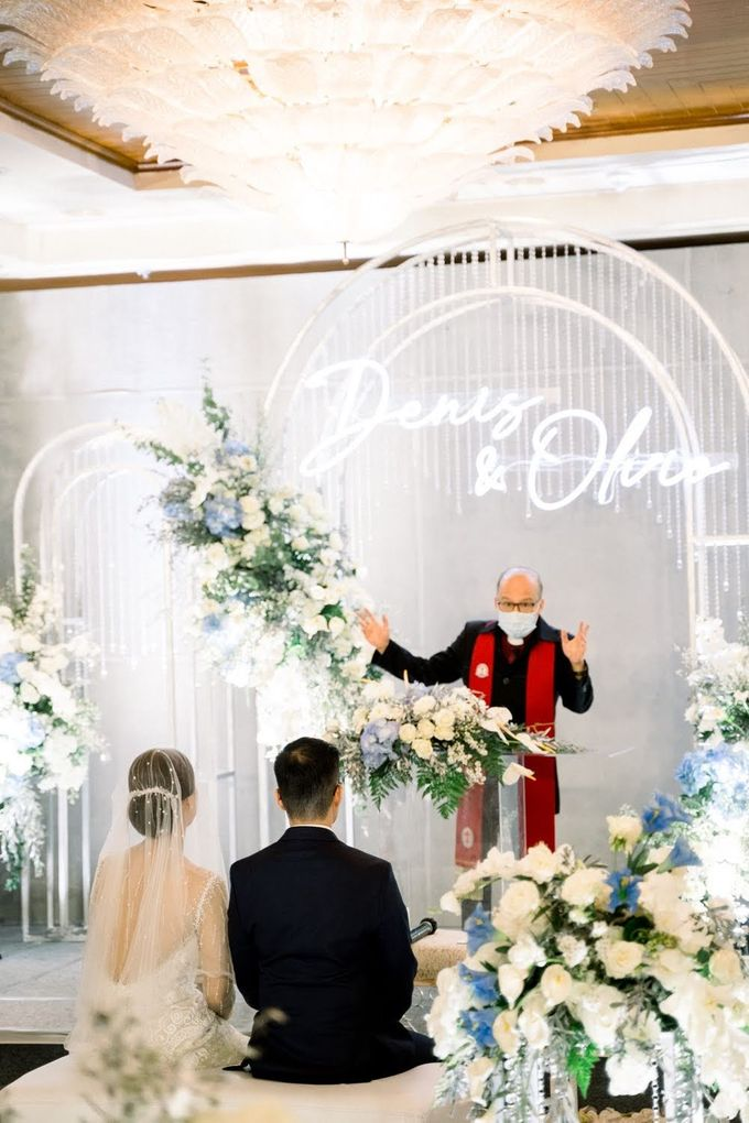 Denis + Olvio Intimate Wedding by All Occasions Wedding Planner - 026