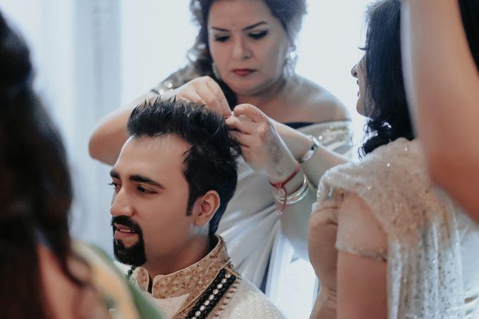 Gopal & Tripti Wedding day 3 by InterContinental Bandung Dago Pakar - 017