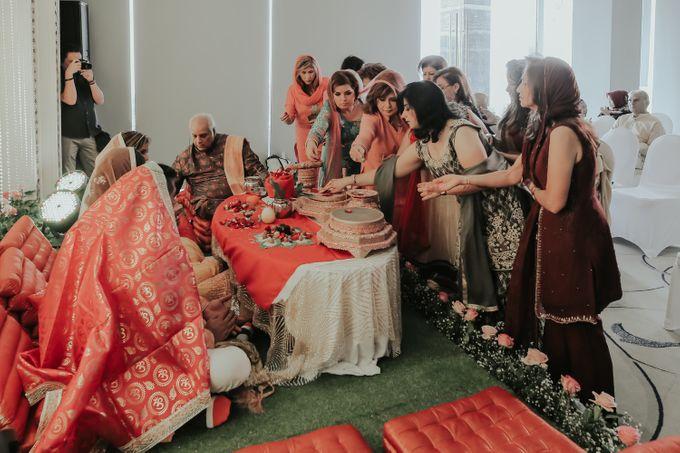 Gopal & Tripti Wedding Day 2 by InterContinental Bandung Dago Pakar - 007