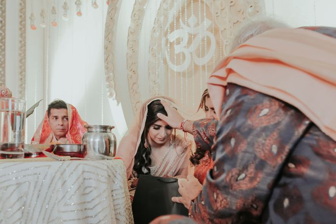 Gopal & Tripti Wedding Day 2 by InterContinental Bandung Dago Pakar - 008
