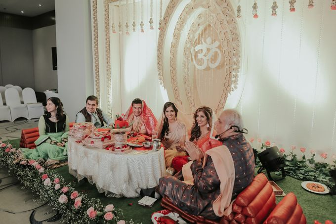 Gopal & Tripti Wedding Day 2 by Little Collins Photo - 009