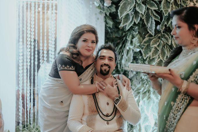 Gopal & Tripti Wedding day 3 by InterContinental Bandung Dago Pakar - 018
