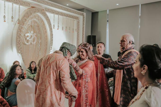 Gopal & Tripti Wedding Day 2 by InterContinental Bandung Dago Pakar - 010