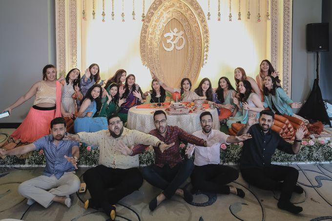 Gopal & Tripti Wedding Day 2 by InterContinental Bandung Dago Pakar - 011